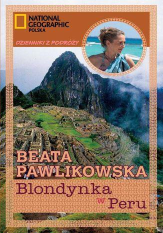 Okładka książki Blondynka w Peru