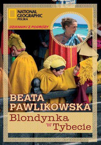 Okładka książki/ebooka Blondynka w Tybecie