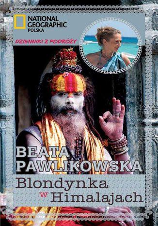 Okładka książki/ebooka Blondynka w Himalajach
