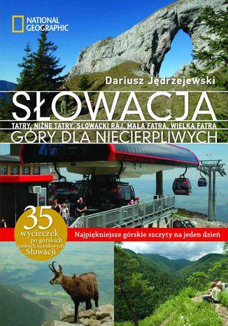 Okładka książki/ebooka Słowacja. Góry dla niecierpliwych