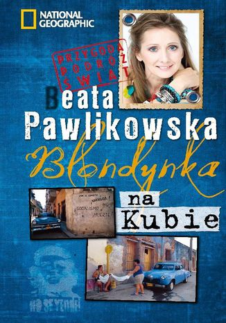 Okładka książki/ebooka Blondynka na Kubie