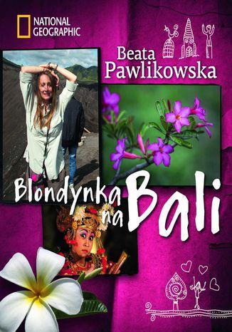 Okładka książki Blondynka na Bali