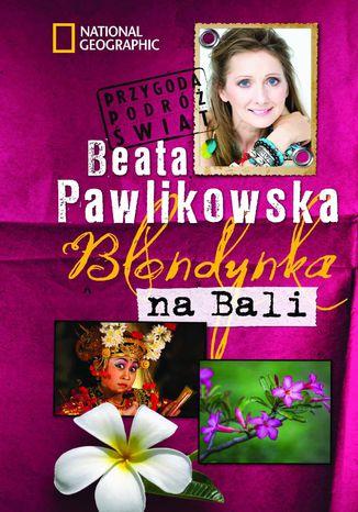 Okładka książki Blondynka na Bali Pocket