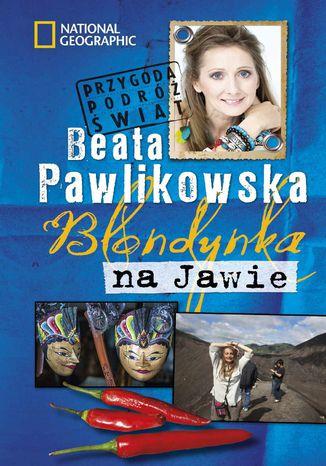 Okładka książki Blondynka na Jawie Pocket