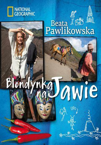 Okładka książki Blondynka na Jawie