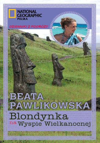 Blondynka na Wyspie Wielkanocnej