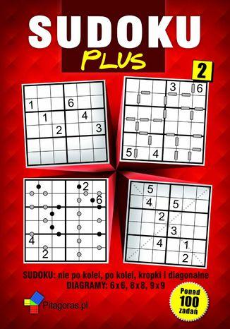 Okładka książki SUDOKU Plus 2
