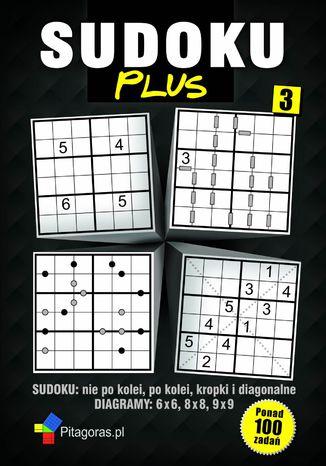 Okładka książki/ebooka SUDOKU Plus 3