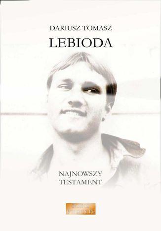 Okładka książki/ebooka Najnowszy testament