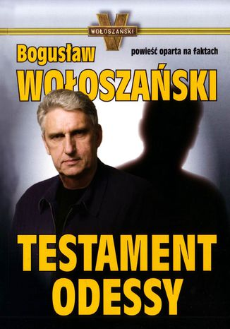 Okładka książki Testament Odessy