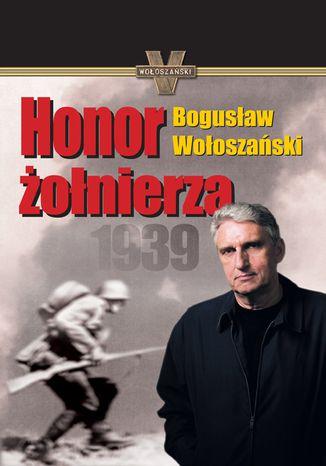 Okładka książki Honor żołnierza