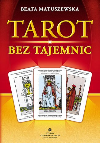 Okładka książki Tarot bez tajemnic