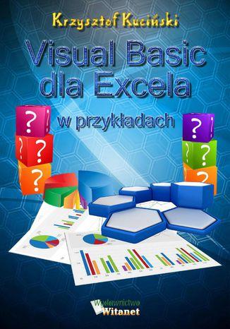 Okładka książki Visual Basic dla Excela w przykładach