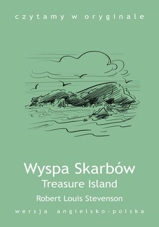Okładka książki Treasure Island / Wyspa Skarbów