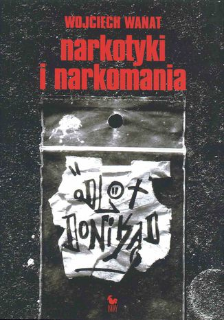 Okładka książki/ebooka Narkotyki i narkomania