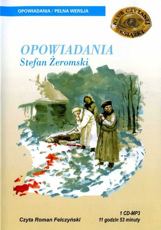 Okładka książki/ebooka Opowiadania