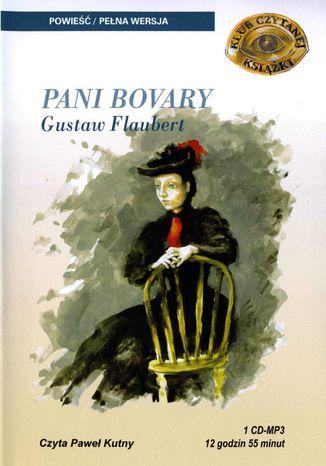 Okładka książki/ebooka Pani Bovary