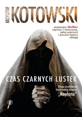 Okładka książki/ebooka Czas czarnych luster
