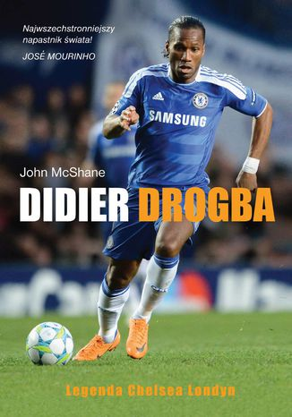 Okładka książki/ebooka Didier Drogba