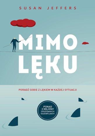 Okładka książki/ebooka Mimo lęku