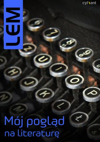 Okładka książki/ebooka Mój pogląd na literaturę