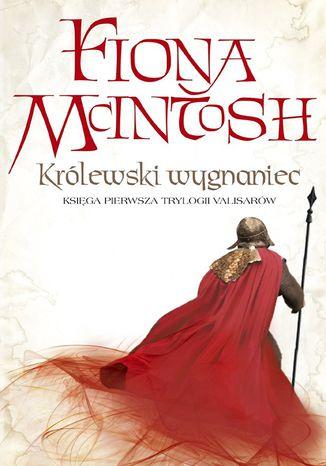 Okładka książki/ebooka Królewski Wygnaniec