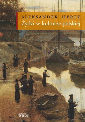 Okładka książki Żydzi w kulturze polskiej