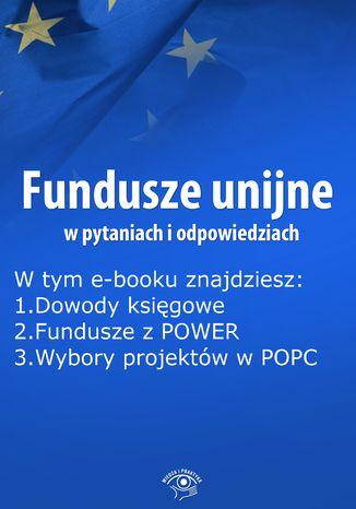 Fundusze unijne w pytaniach i odpowiedziach, wydanie wrzesień 2015 r