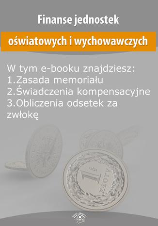 Finanse jednostek oświatowych i wychowawczych, wydanie listopad 2015 r