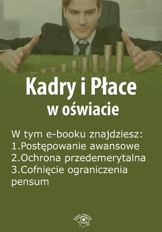Kadry i Płace w oświacie, wydanie wrzesień 2015 r