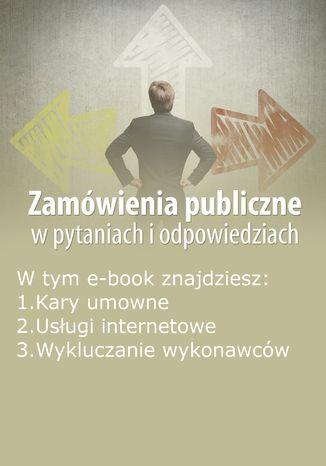 Zamówienia publiczne w pytaniach i odpowiedziach, wydanie grudzień 2015 r