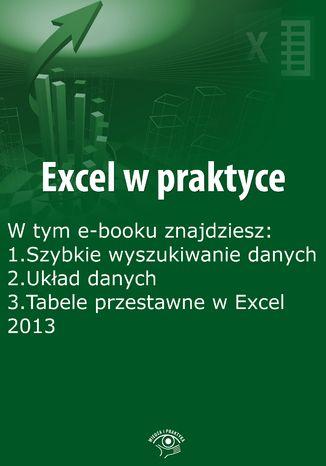 Okładka książki/ebooka Excel w praktyce, wydanie styczeń 2015 r