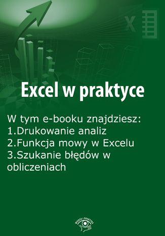 Okładka książki Excel w praktyce, wydanie luty 2015 r