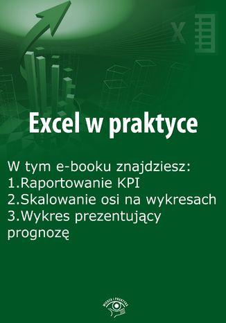 Okładka książki Excel w praktyce, wydanie lipiec 2015 r