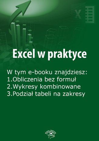 Okładka książki/ebooka Excel w praktyce, wydanie listopad 2015 r