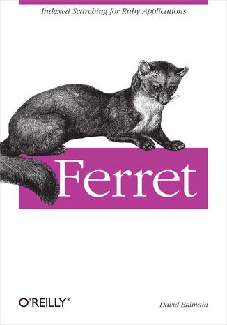 Okładka książki/ebooka Ferret
