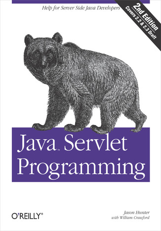 Okładka książki/ebooka Java Servlet Programming. 2nd Edition