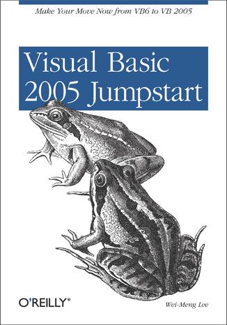 Okładka książki/ebooka Visual Basic 2005 Jumpstart