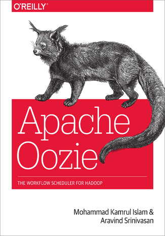 Okładka książki/ebooka Apache Oozie. The Workflow Scheduler for Hadoop