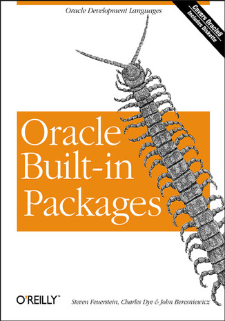 Okładka książki/ebooka Oracle Built-in Packages
