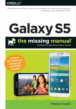 Okładka książki/ebooka Galaxy S5: The Missing Manual