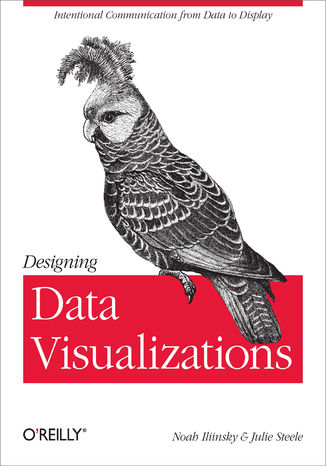 Okładka książki Designing Data Visualizations. Representing Informational Relationships