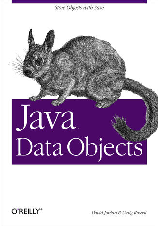 Okładka książki Java Data Objects. Store Objects with Ease