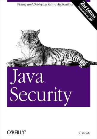 Okładka książki Java Security. 2nd Edition