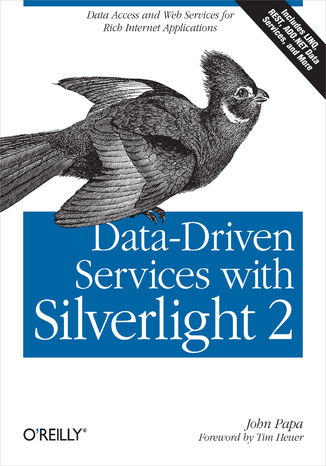 Ebook Data-Driven Services with Silverlight 2. Data Access and Web Services for Rich Internet Applications