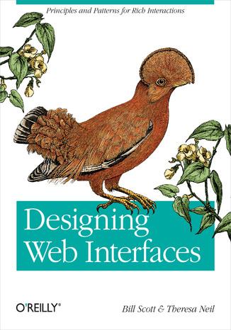 Okładka książki/ebooka Designing Web Interfaces. Principles and Patterns for Rich Interactions