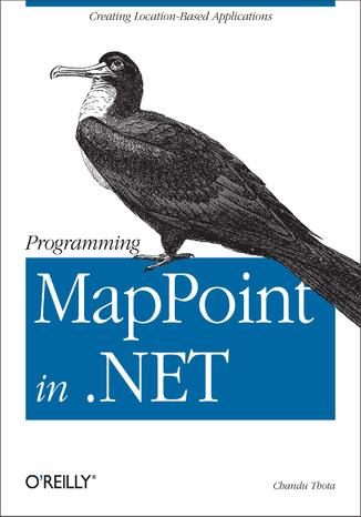Okładka książki/ebooka Programming MapPoint in .NET