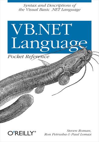 Okładka książki/ebooka VB.NET Language Pocket Reference