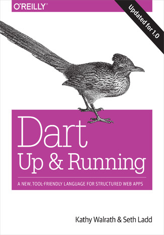 Okładka książki/ebooka Dart: Up and Running
