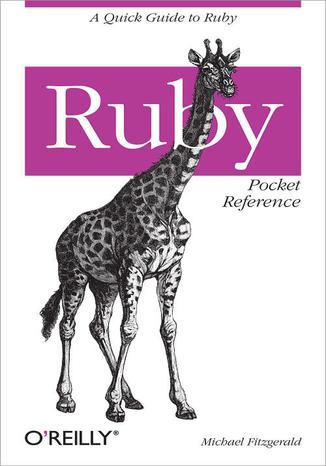 Okładka książki Ruby Pocket Reference